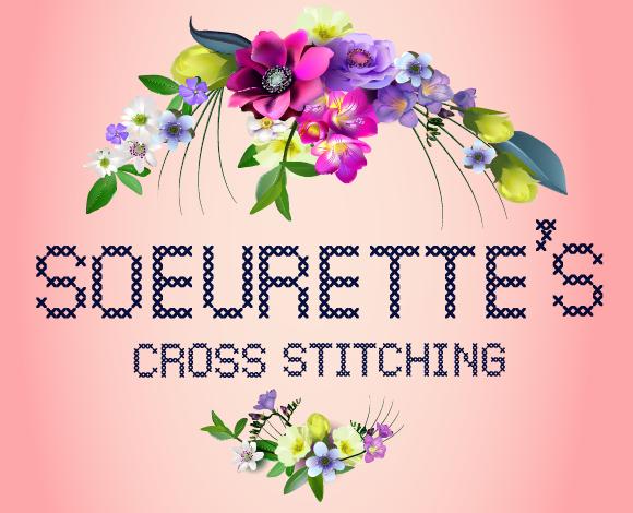 Soeurette's Cross Stitching
